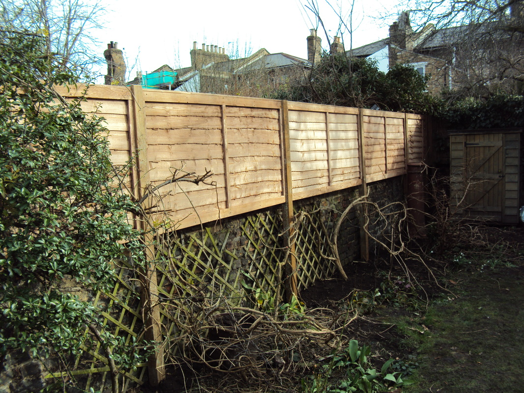 Extending fence height how to make